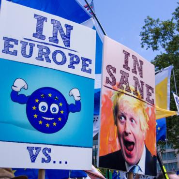 Ирландский бэкстоп, всесильный Google и утеря чувства юмора. Неделя с Дмитрием Сошиным