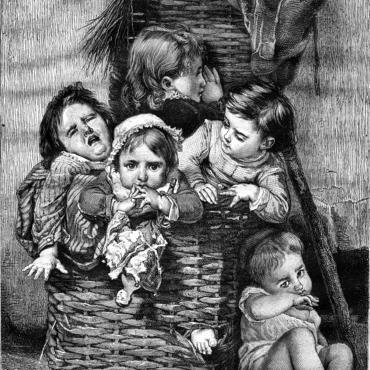 Черная няня: самая жуткая история на Хэллоуин