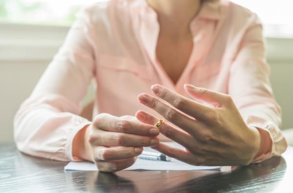 Как пережить процесс развода