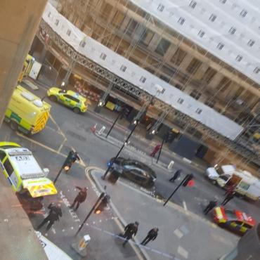 Стрельба на Лондонском мосту: двое погибших