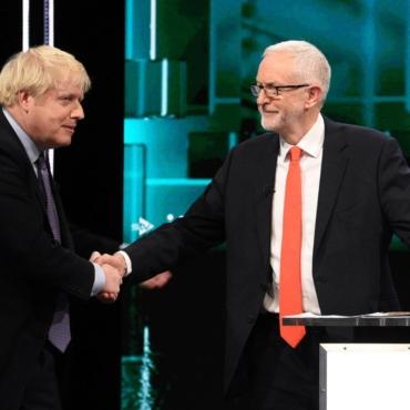 Дебаты Джонсона и Корбина: зрители посмеялись над обоими
