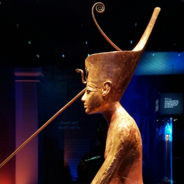 Тайны «Золотого фараона»: о чем расскажет выставка в галерее Saatchi