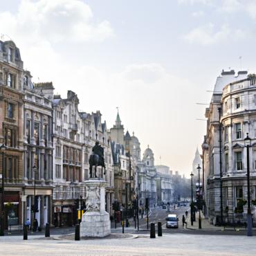 История Лондона в знаках и деталях. Часть третья
