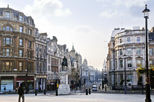 Лондон история