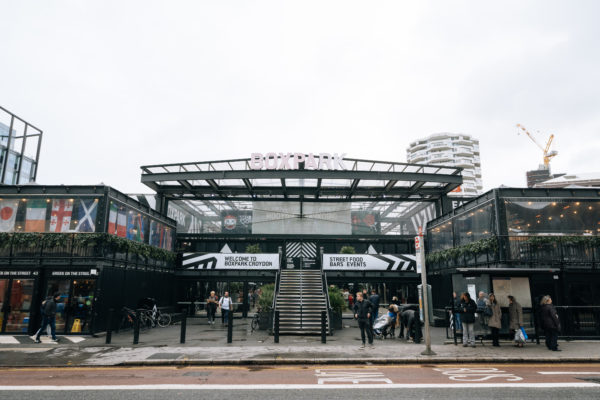 здания лондона