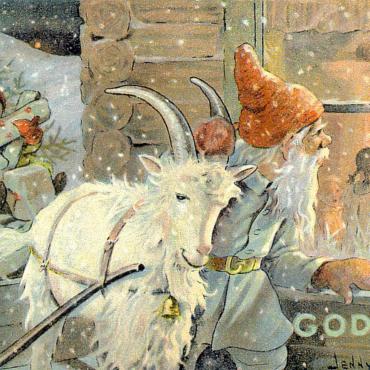 Санта-Клаус и компания: краткая всемирная история рождественских подарков
