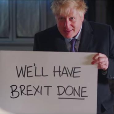 Борис Джонсон скопировал идею предвыборного ролика у кандидата от лейбористов из Тутинга