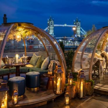 Инсайдерский гид по рождественскому Лондону: самые интересные поп-ап бары