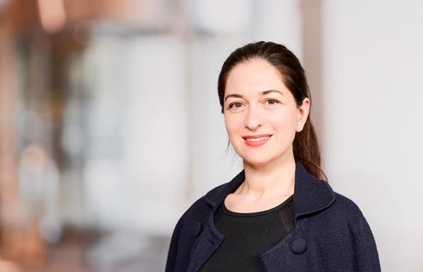 Директор русскоязычного отдела Savills в Лондоне Тереза Канделаки