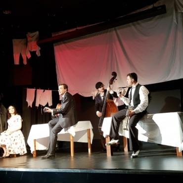 «Одесские рассказы» в Лондоне: стартовал Arbuzz J-Fest