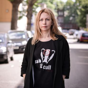 Марина Штагер: «Люди в Лондоне привыкли жить в окружении искусства»