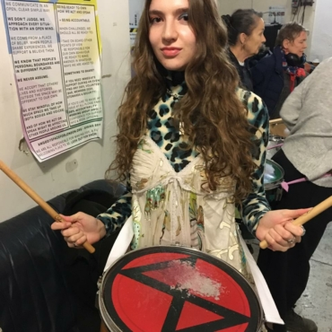 Ударный отряд экоактивистов: «Мой Лондон» с Лизой Михалёвой
