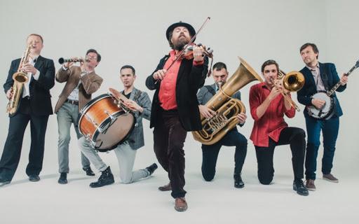 Петербургский оркестр Добраночь