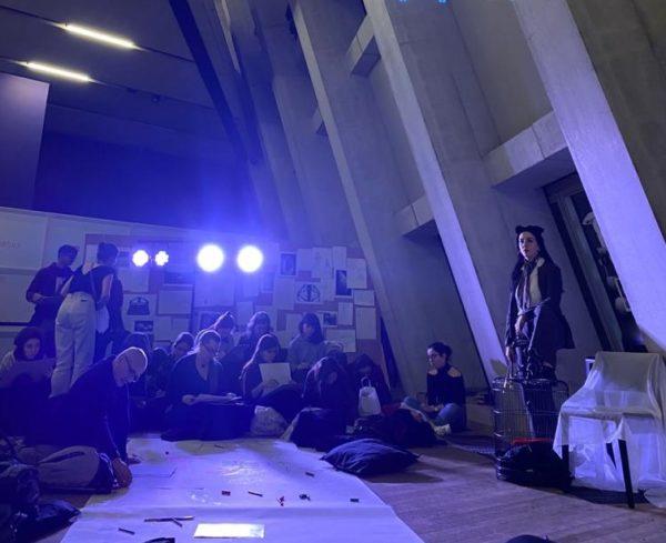 Uniqlo Tate Lates в Tate Modern