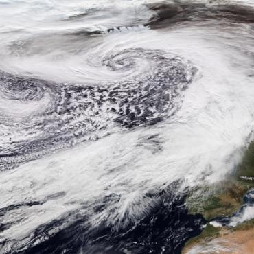 Ураган Dennis: беспрецедентные последствия (фото)
