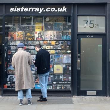 Пять лучших магазинов винила в Лондоне — наш выбор