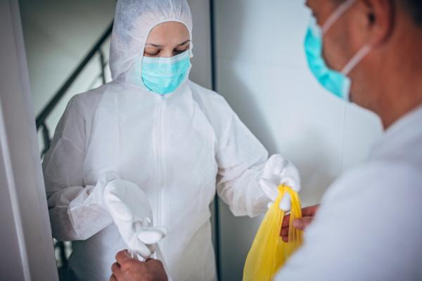 Как стать волонтером NHS во время эпидемии
