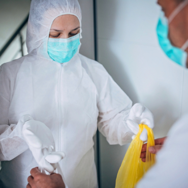 Как стать волонтером NHS во время эпидемии? Спойлер: очень просто