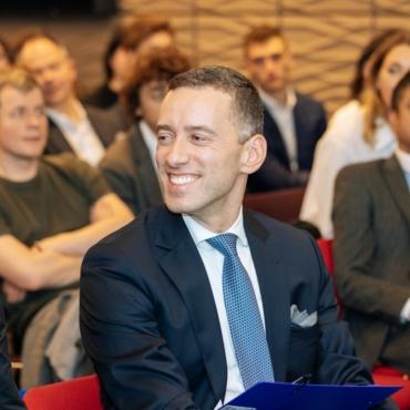 Евгений Смушкович, Julius Baer: «Предпринимательство — часть нашей ДНК»