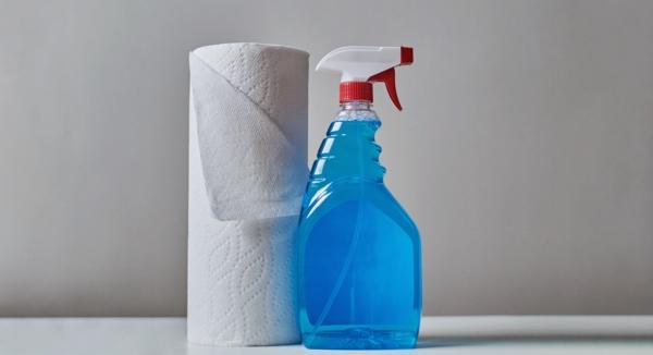 Как и чем делать уборку во время эпидемии