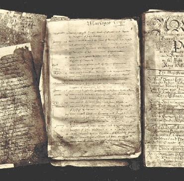 История английской жизни: о чем могут рассказать Parish Registers