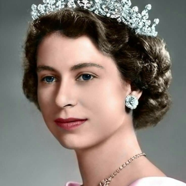 Живая история: лучшие фотографии Елизаветы II