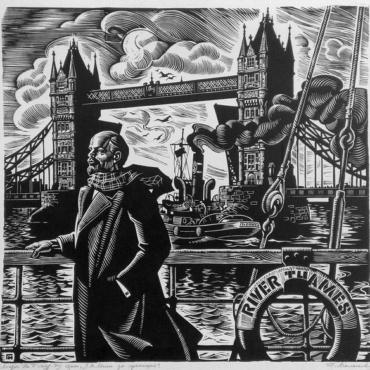 Ленин и Лондон: любимые места «вождя мирового пролетариата»