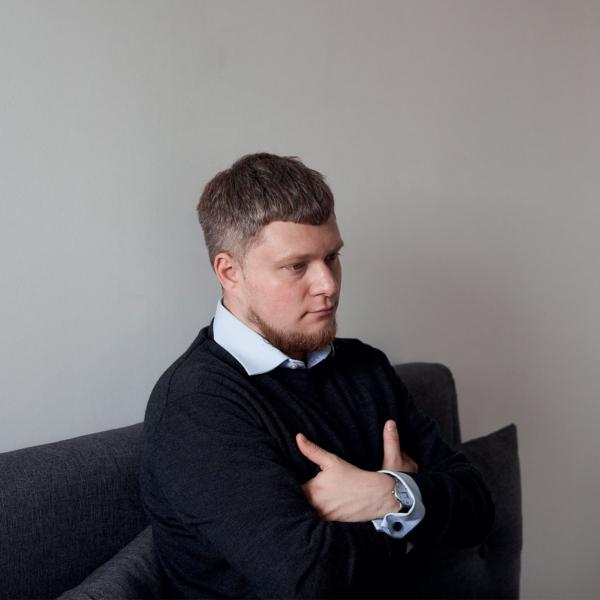 Дмитрий Кузьмин (фото Joanna Wierzbicka)