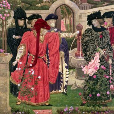 Война Алой и Белой Розы: как две женщины объединили Англию