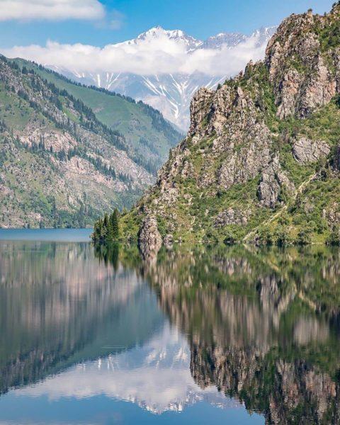 Гигантские горы