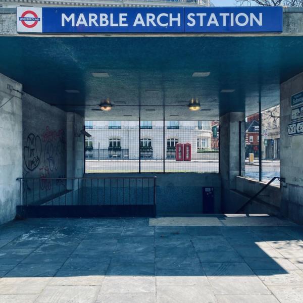 Станция Марбл-Арч