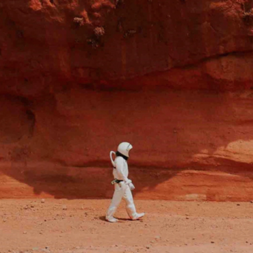 Иммерсивный триллер Race to Mars