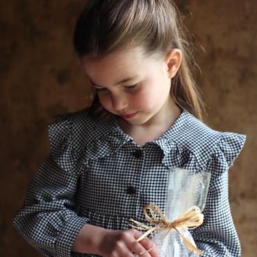 Принцессе Шарлотте 5 лет