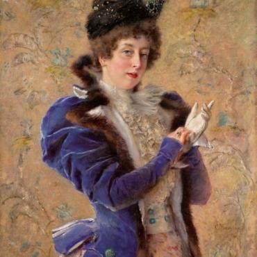 Sotheby's открывает онлайн-аукцион русской живописи