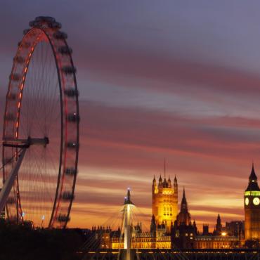12 песен, посвященных такому разному Лондону
