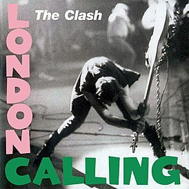 The Clash — London is calling