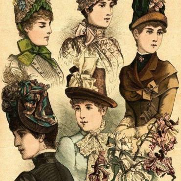 От метровых конусов до треуголки с чучелами: краткая история английских шляп