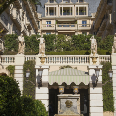 ZIMA-гид: Монте-Карло. Отель Metropole и Givenchy SPA