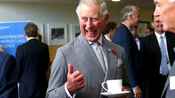 Принц Чарльз и чрезмерная открытость