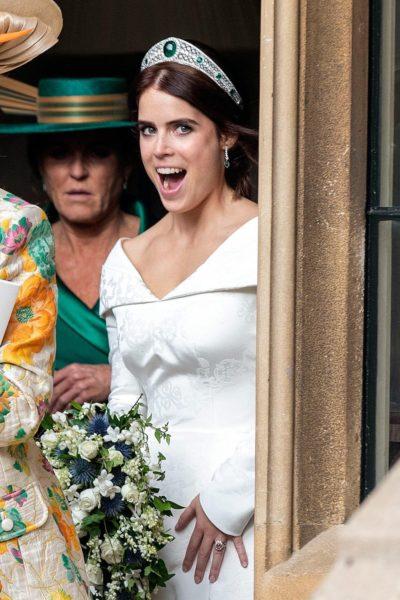 Принцесса Евгения и бунт на свадьбе