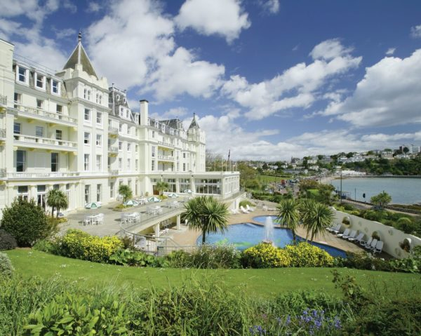 The Grand Hotel and Spa, Torquay