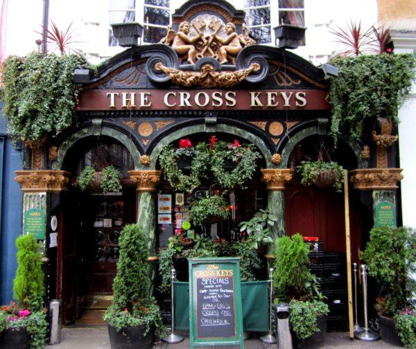 Cross Keys, Covent Garden