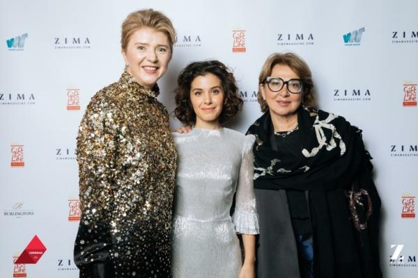 Благотворительной премии ZIMA Tonight