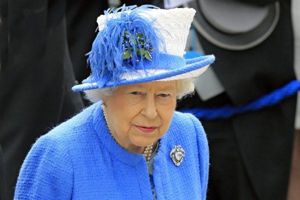 Королева Елизавета II и неграмотная речь