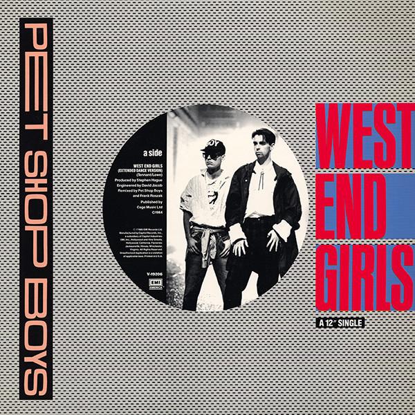 Pet Shop Boys — West End Girls