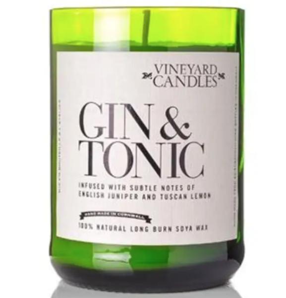 ароматическая свеча LARK LONDON Gin and Tonic