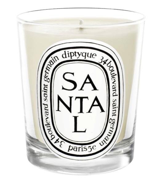 ароматическая свеча DIPTIQUE Santal