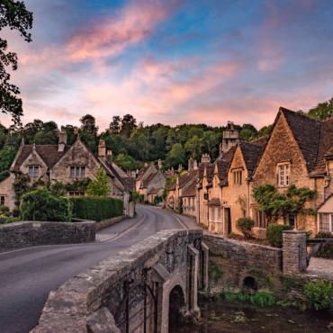 Куда поехать на уикенд? Самые живописные деревушки Англии