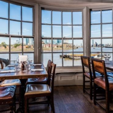 Десять лучших лондонских пабов с видом на реку