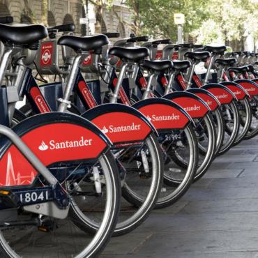В Лондоне появится еще больше городских велосипедов
